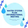 Water System Plan Website Ad